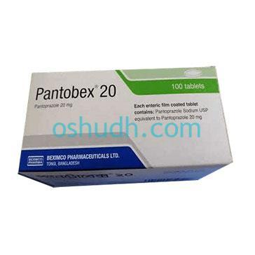 pantobex-20mg-tablet